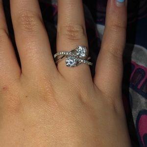 JTV Sterling Silver Ring